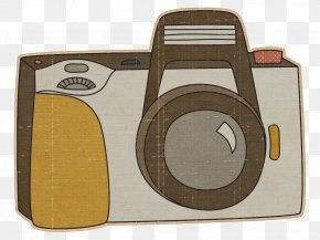 Cartoon Camera - Brand PNG