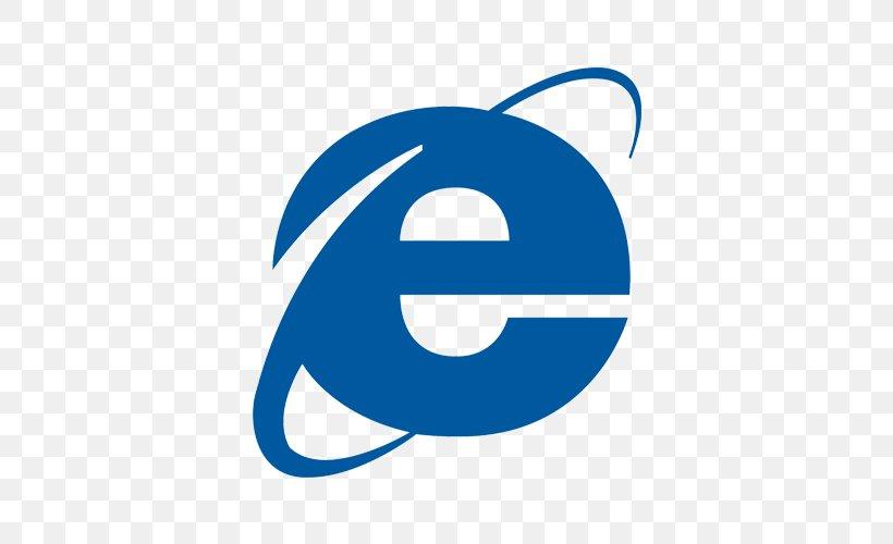 Internet Explorer Web Browser File Explorer, PNG, 500x500px, Internet Explorer, Area, Blue, Brand, Computer Software Download Free