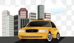 Vector Taxi - Taxi Stock Photography Clip Art PNG