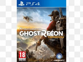 Tom Clancys Ghost Recon - Tom Clancy's Ghost Recon Wildlands PlayStation 4 Tom Clancy's Ghost Recon Phantoms Tom Clancy's Rainbow Six Siege PNG