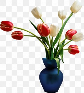 Blue Vase With Tulips - Android Application Package Application Software Installation Computer File PNG