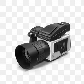 Digital Camera Hasselblad H5D - Digital SLR Photographic Film Camera Lens Single-lens Reflex Camera PNG