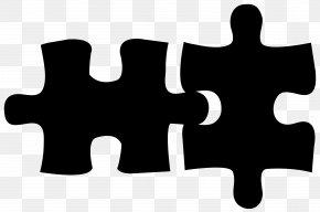 Cartoon Puzzle Pieces - Free Content Connect The Dots Clip Art PNG