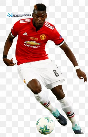 Football - Paul Pogba 2018 World Cup Manchester United F.C. France National Football Team Football Player PNG