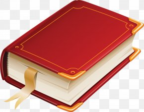 Red Book Image, Free Image - Book Clip Art PNG