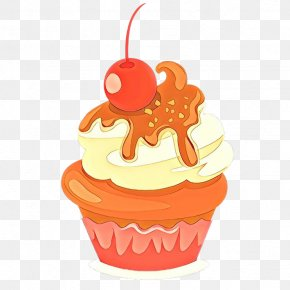 Muffin Cupcake - Birthday Candle PNG