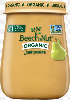 Apple - Baby Food Rice Cereal Organic Food Purée Beech-Nut PNG