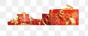 Thanksgiving Gift Box Material - Gift Thanksgiving Day Christmas PNG