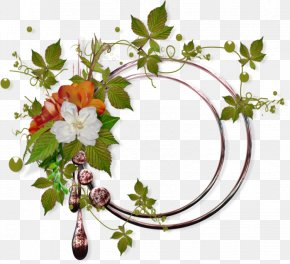 Flower - Floral Design Picture Frames Flower Painting PNG