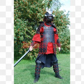 Armour - Japanese Armour Larp Samurai Body Armor Live Action Role-playing Game PNG