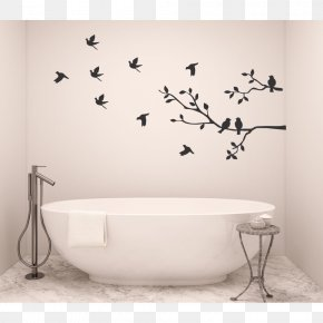 Wall Decal - Wall Decal Bathroom Sticker Polyvinyl Chloride PNG