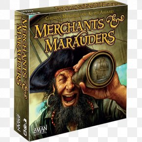 Board Game Golden Age Of Piracy Terra Mystica Marauders PNG