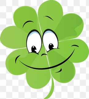 Saint Patrick's Day - Emoticon Saint Patrick's Day Clover Clip Art PNG