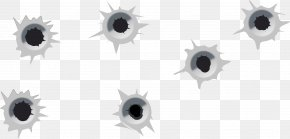 Bullet Shot Hole Image - Bullet Euclidean Vector Clip Art PNG
