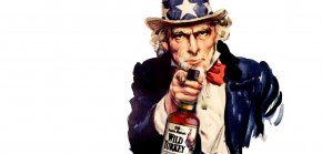 Political Party Pictures - United States Uncle Sam Zazzle Paper Pin PNG