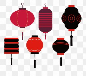 A Variety Of Ancient Chinese New Year Lantern - Lantern Light Chinese New Year Traditional Chinese Holidays PNG
