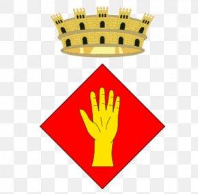 Socials - Alcanar Coat Of Arms Escudo De Vinaixa Heraldry Escutcheon PNG