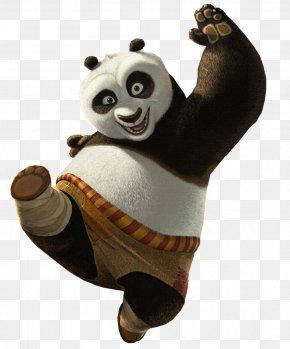 Giant Panda - Kung Fu Panda Po Master Shifu Giant Panda Tigress PNG