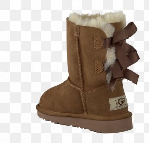 Uggs Bows - Snow Boot Slipper Ugg Boots Footwear PNG