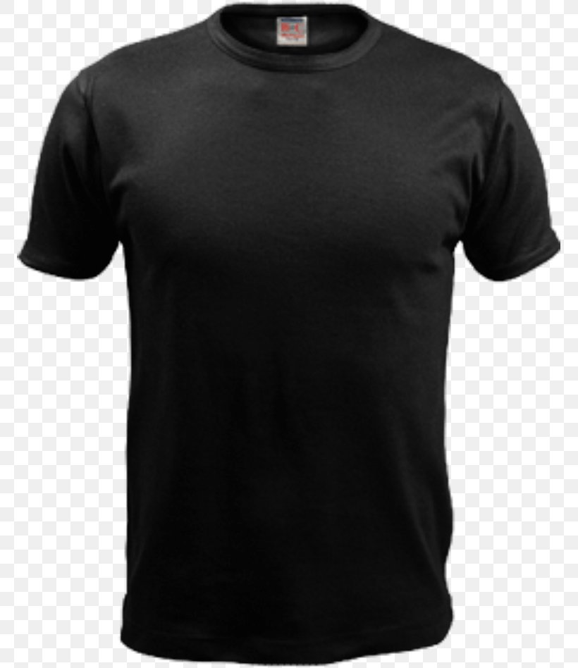Printed T-shirt Under Armour Sleeve, PNG, 771x948px, T Shirt, Active Shirt, Belt, Black, Clothing Download Free