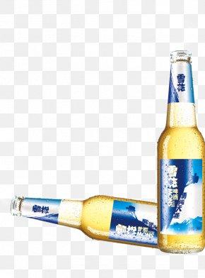 Snow Beer - Beer Bottle Snow Beer PNG