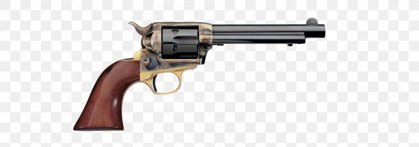 A. Uberti, Srl. Colt Single Action Army .45 Colt Revolver Firearm, PNG, 2000x704px, 45 Colt, 45 Schofield, 357 Magnum, Uberti Srl, Air Gun Download Free
