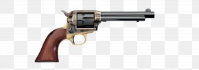 Handgun - A. Uberti, Srl. Colt Single Action Army .45 Colt Revolver Firearm PNG