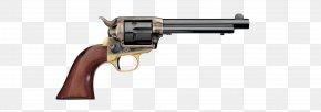 Handgun - A. Uberti, Srl. Colt Single Action Army .45 Colt Revolver Firearm PNG