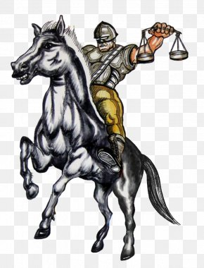 Horse - Book Of Revelation Four Horsemen Of The Apocalypse Famine Stallion PNG