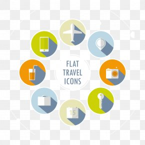 Vector Travel Icon - Logo Tourism Icon PNG