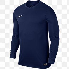 T-shirt - T-shirt Jersey Nike Dri-FIT Sleeve PNG