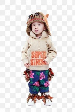 Kids - Hong Kong Child Clothing Model PNG