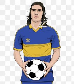 Football - Boca Juniors Diego Maradona San Lorenzo De Almagro Argentina National Football Team Argentinos Juniors PNG