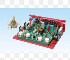 Variable Speed Drive - Electronics DC Motor Electric Motor Electronic Speed Control Electrical Enclosure PNG