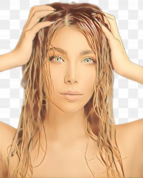 Chin Hair Coloring - Hair Face Hairstyle Eyebrow Skin PNG