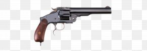 Saloon - Revolver Smith & Wesson Model 3 .44 Russian .45 Colt PNG