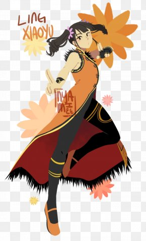 Ling Xiaoyu - Clip Art Costume Design Illustration Legendary Creature PNG
