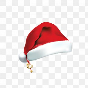 Christmas Hat - Santa Claus Christmas Hat Santa Suit PNG
