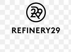 GMS Refinery Logo - Refinery29 Female Fashion Logo Magazine PNG