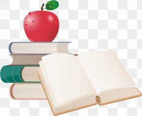 Vector Books - Canton Public School District Blackboard Clip Art PNG