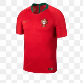 Team Portugal 2018 World Cup - Sports Fan Jersey 2018 World Cup Albania Football T-shirt PNG