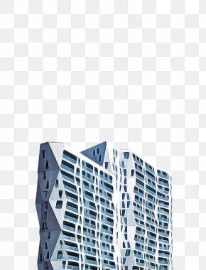 Rectangle Condominium - Skyscraper Human Settlement Architecture Tower Block Commercial Building PNG