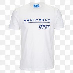 T-shirt - T-shirt Adidas Clothing Sleeve PNG