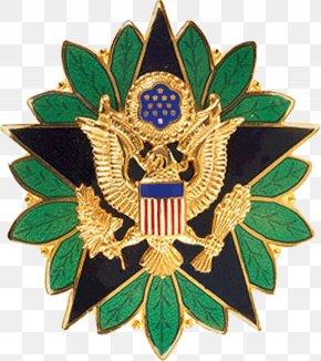 Badges - Army Staff Identification Badge Badges Of The United States Army Identification Badges Of The Uniform Services Of The United States PNG
