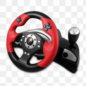 Wheel Full Set - PlayStation 2 Steering Wheel Joystick PlayStation 3 Game Controllers PNG