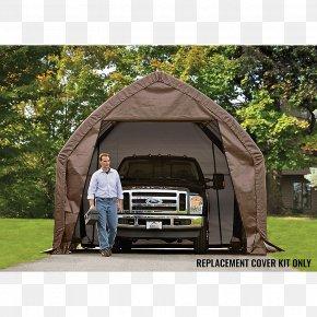 Car - Carport Pickup Truck Sport Utility Vehicle Shelter Logic Garage-in-a-Box PNG