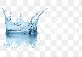 As Good As Water - Water Ionizer Drop Clip Art PNG