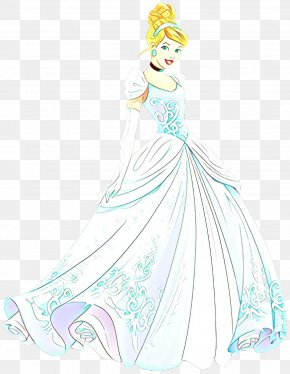 Style Victorian Fashion - Woman Cartoon PNG