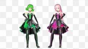 Hatsune Miku - Hatsune Miku: Project DIVA F 2nd Megpoid MikuMikuDance Kaito PNG