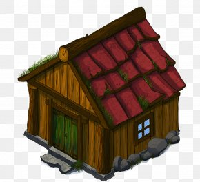 Wooden House File - House Log Cabin Wood Clip Art PNG